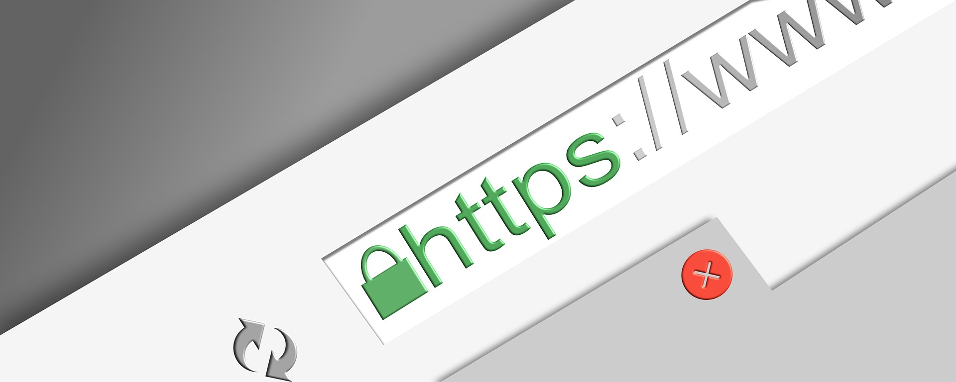 Https browser bar image
